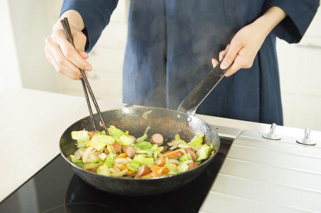 カット野菜を活用
