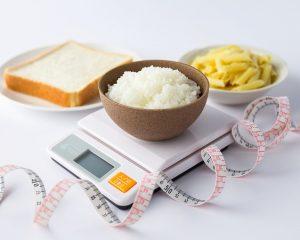 糖質を制限するダイエット
