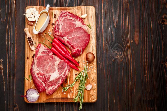 タンパク質源とスパイス