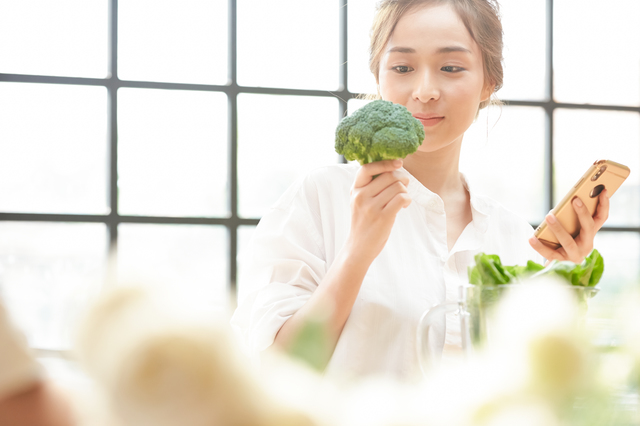 ブロッコリーは栄養素たっぷり!選び方とレシピ|管理栄養士執筆