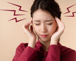 貧血で頭痛をおこす