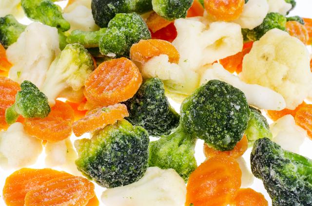 市販の冷凍野菜、便利だけど栄養価は?|管理栄養士執筆