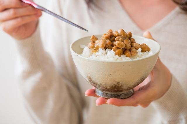 納豆でダイエット