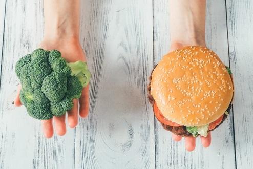 太らない食事とは?ポイントはエネルギー密度|管理栄養士執筆