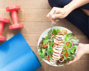 ダイエットと鶏肉の関係