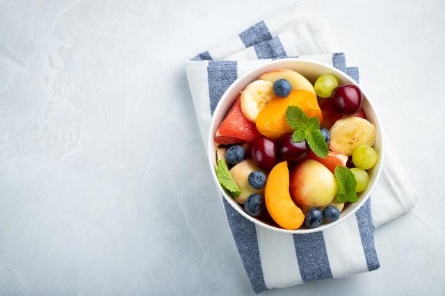 カリウムの補給に適したフルーツ