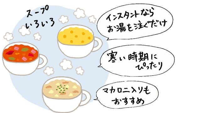 朝ごはん・スープ