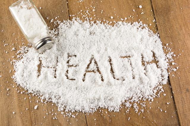 食塩と健康の関係
