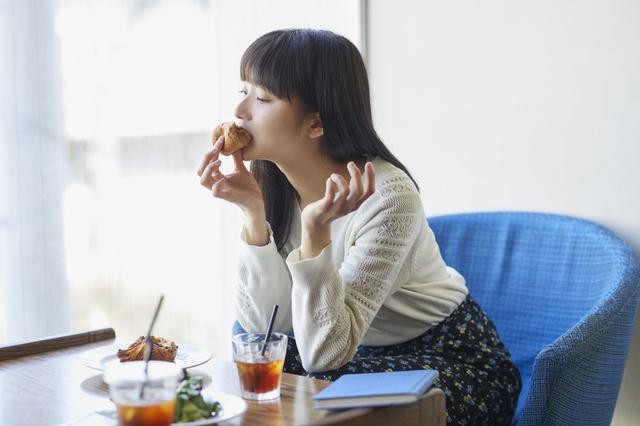 食べてないのに太る、はない!「食べた感」のある食べ方のヒント