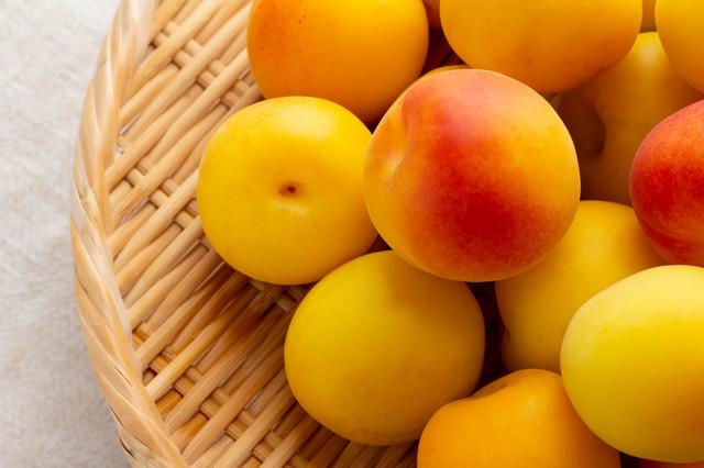 クエン酸が豊富に含まれる梅