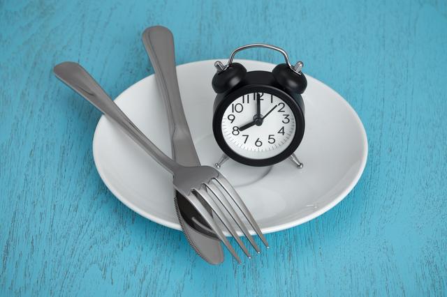 時間と食事