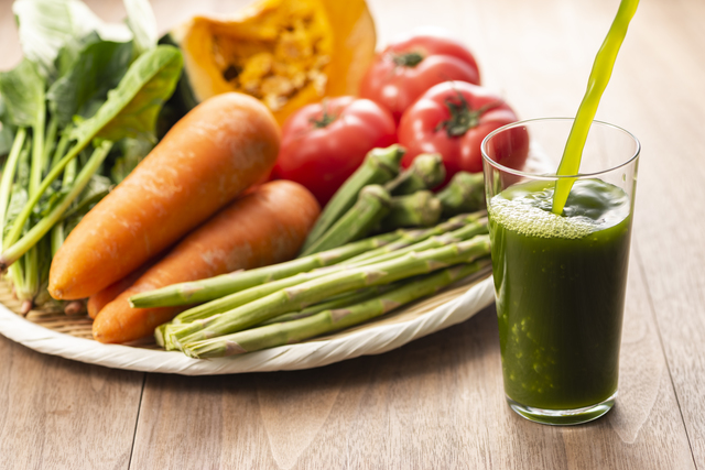 青汁は健康維持・野菜不足解消にも役立つ?|管理栄養士執筆