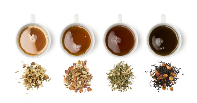 いろいろなお茶