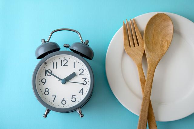 時間と食事の関係