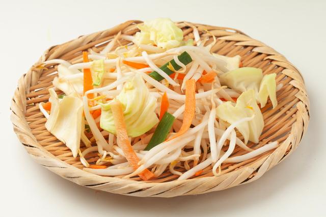 加熱用カット野菜