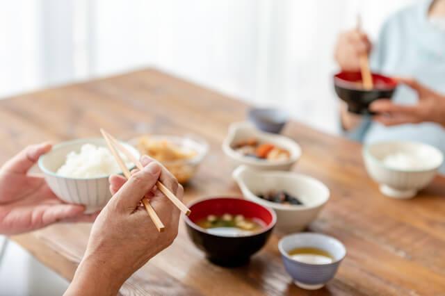 生活習慣病予防のための食事のポイント