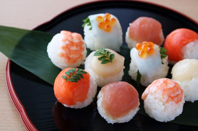 生魚を使った料理
